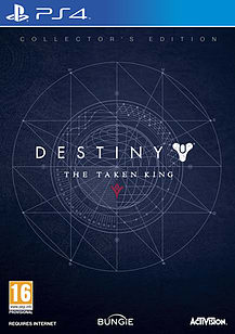 Destiny: The Taken King Collector's Edition - Only at GAME PlayStation 4