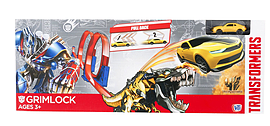 Transformers Grimlock Track Set Figurines and Sets