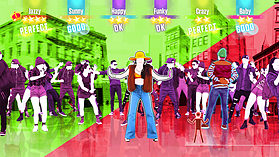 Just Dance 2016 screen shot 2