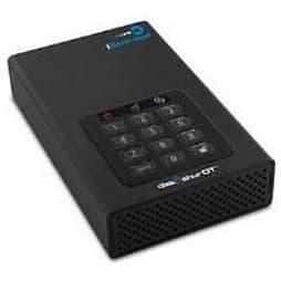 iStorage diskashur DT Secure Hard Drive USB 3.0 256-bit 2TB (External) PC