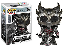 POP! Vinyl Skyrim Daedric Warrior Figurines