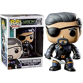POP! Vinyl Arrow Unmasked Deathstroke Limited Edition Toys and Gadgets