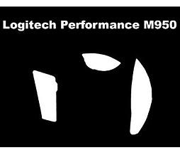 Corepad Skatez Pro for Logitech Performance MX-M950 Mouse Feet CS27890 PC