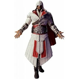 Assassins Creed Brotherhood 7 Inch Figure - EZIO IVORY Figurines and Sets