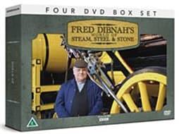 Fred Dibnah's World of Steam DVD