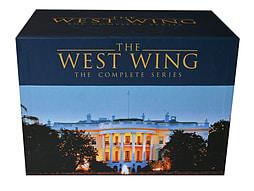 West Wing: Complete Seasons 1-7 DVD