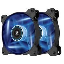 Corsair Air Series AF120 LED Blue Quiet Edition High Airflow 120mm Fan Dual Fans