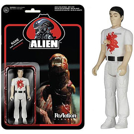 Alien Kane With Chestburster ReAction Figure Figurines and Sets