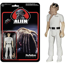 Alien Kane With Facehugger ReAction Figure Figurines and Sets
