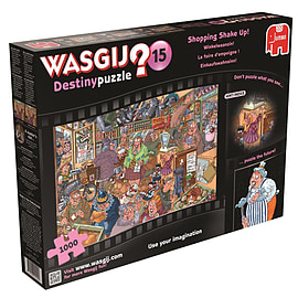 Wasgij Destiny 15 Supermarket Shakeup Traditional Games