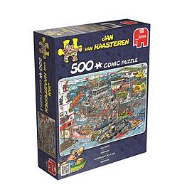 Jan van Haasteren Sea Port 500pcs Traditional Games