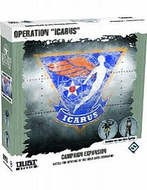 Dust Tactics: Operation Icarus Figurines and Sets