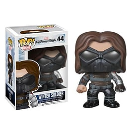 POP! Vinyl Captain America 2 Winter Soldier Masked Figure Figurines and Sets