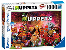 The Muppets Puzzle (1000 Pieces) Traditional Games