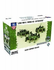 Allies Heavy Support Walker Figurines and Sets