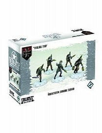 Axis Ubertoten Suicide Squad Figurines and Sets