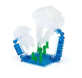 Nanoblock Moon Jellyfish Blocks and Bricks