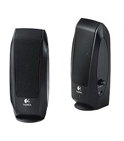 S120 2.0 Speakers Black PC