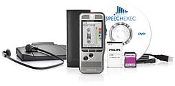 Philips DPM 7700 Dictation Machine Starter Kit PC
