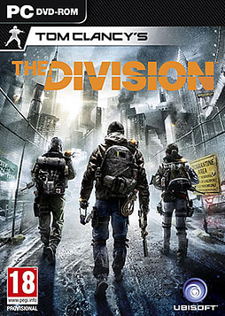 Tom Clancy's The Division PC Games Cover Art