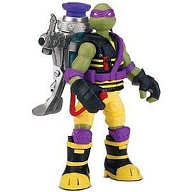 Teenage Mutant Ninja Turtles Mutagen Ooze Donatello Action Figure Figurines and Sets