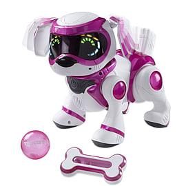 Teksta Robotic Puppy (Pink) Pre School Toys