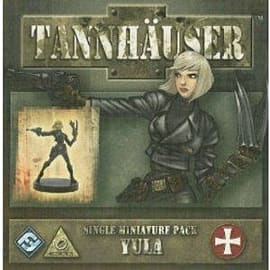 Tannhauser Yula Figure Figurines and Sets