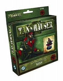 Tannhauser: Hoss Harbinger Figurines and Sets