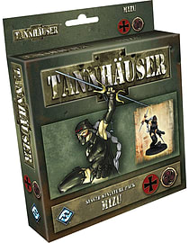Tannhauser: Mizu Figurines and Sets