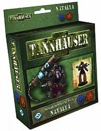 Tannhauser: Natalya Figurines and Sets