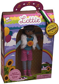 Lottie Branksea Festival Doll Figurines and Sets