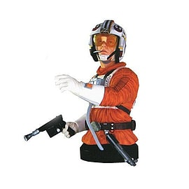 Star Wars - Luke Skywalker Snowspeeder Pilot 1/6 - 18cm Deluxe Mini Bust Figurines and Sets