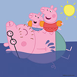 Peppa Pig 4-in-1 Jigsaw Puzzles ( 4 Seasons) screen shot 3