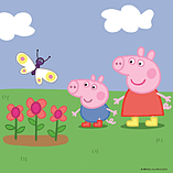 Peppa Pig 4-in-1 Jigsaw Puzzles ( 4 Seasons) screen shot 4
