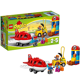 Lego Duplo : Airport (10590) Blocks and Bricks