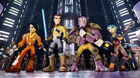 Disney Infinity 3.0 Star Wars Special Edition screen shot 2