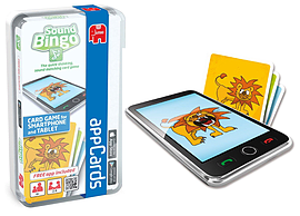 Sound Bingo appCards Mobile phones