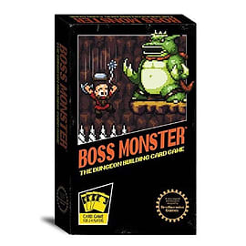 Boss Monster Boxed Card Game Traditional Games