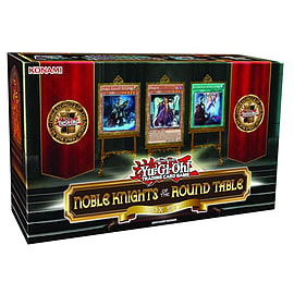 Yu-Gi-Oh Noble Knights of the Round Table Box Set Traditional Games