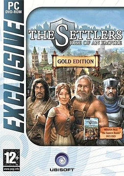 Settlers: Rise Of An Empire Gold PC