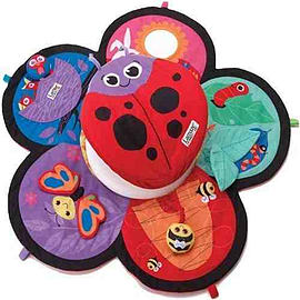 Lamaze Spin and Explore Garden Gym Pre School Toys