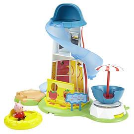 Peppa Pig Helter Skelter Pre School Toys