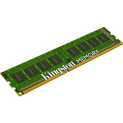 Kingston 8gb (1x8gb) Memory Module 1600mhz Dimm 240-pin Unbuffered Non-ecc PC