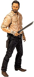 The Walking Dead Tv Series 6 Rick Grimes Action Figure Figurines and Sets