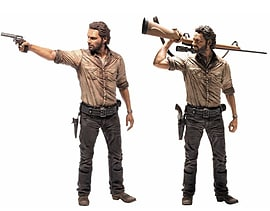 The Walking Dead - Rick Grimes Pvc Figure (25cm) Figurines and Sets