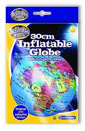 30cm Inflatable Globe Pre School Toys
