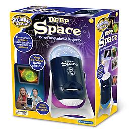 Deep Space Home Planetarium and Projector Pre School Toys