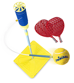 All Surface Swingball with Wider Base Pre School Toys