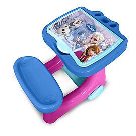 Disney Frozen Activity Desk With 40 Piece Creative Set (cfro001) Pre School Toys
