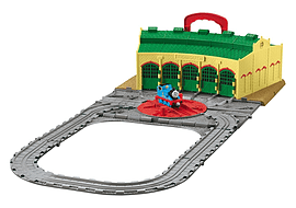 Thomas and Friends Take-n-Play Tidmouth Sheds Playset Pre School Toys